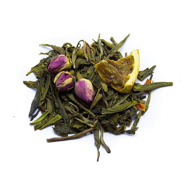 Tè bianco orange