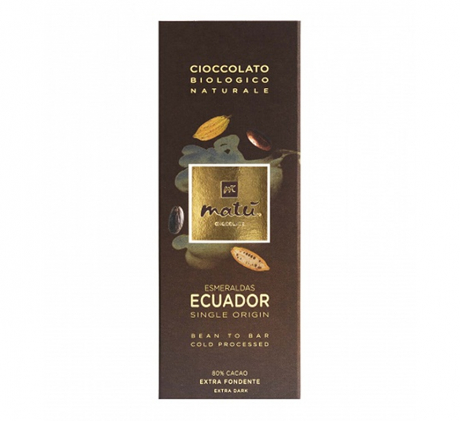 Cioccolato fondente BIO