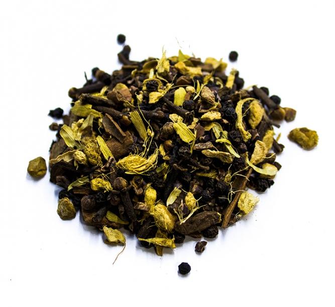 Tè chai nero cioccolato