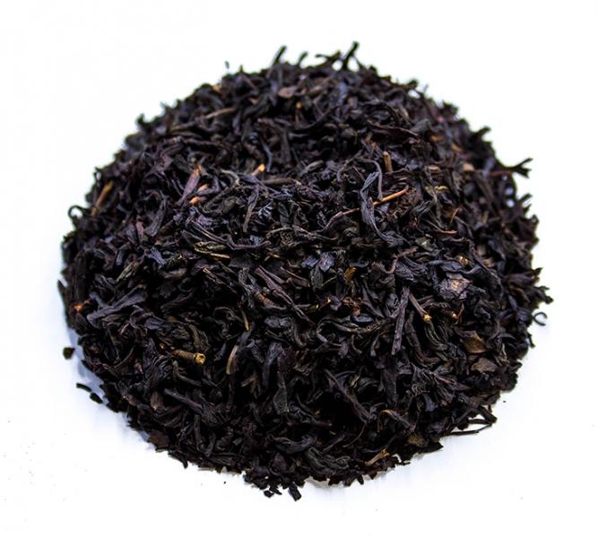 Tè Nero alla vaniglia