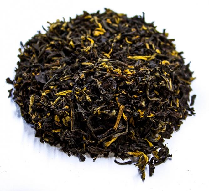 Tè nero Assam Mangalam special  FTGFOP1